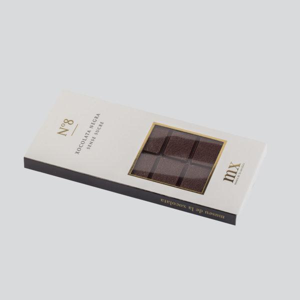 Rajola de Xocolata Negra sense Sucre